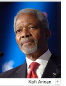 University of St.Gallen - Kofi Annan